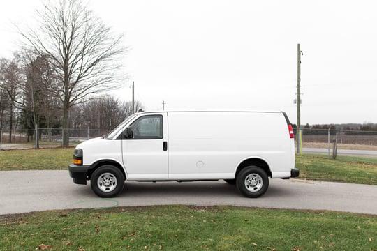 Chev Express Van-9653