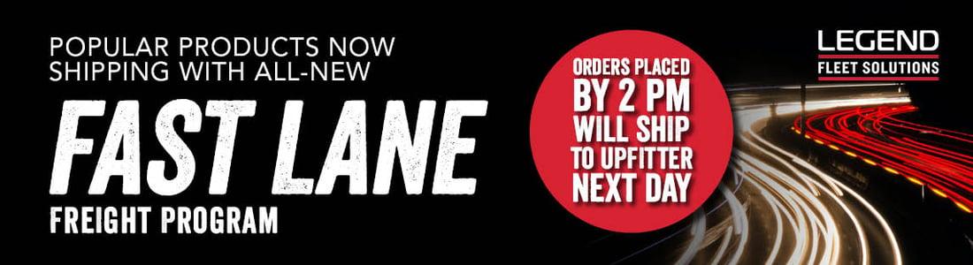 Fast Lane Shipping Program Details Banner3