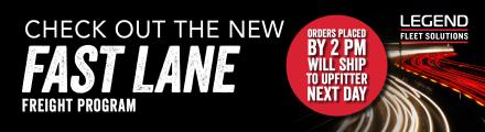 Fast Lane Shipping Program Website Tile